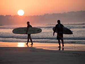 5 Day All Levels Yoga Holiday, Surf Camp, and Exploring Tours in Arugam Bay, Eastern Province