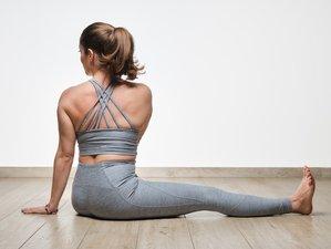 8 Tage 60-Stunden Yin Yogalehrer Ausbildung in Ragusa