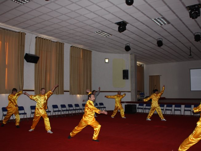 1 Month Authentic Kung Fu Training in Shandong, China