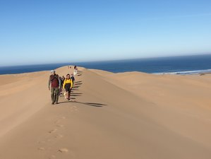 8 Day Coast Trekking and Discover Your Vision Yoga Holiday in Morocco