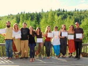 25 Tage 200-Stunden Spirituelle Yogalehrer Ausbildung in Kanada