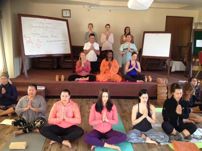 28-Daagse 200-urige Yoga Docentenopleiding in Nepal