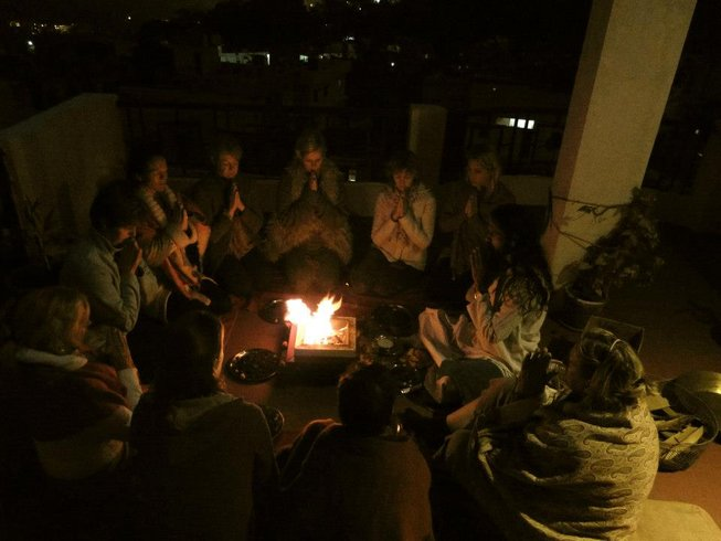 32 Days 200-Hour Level 1 Yoga Teacher Training in Rishikesh, India