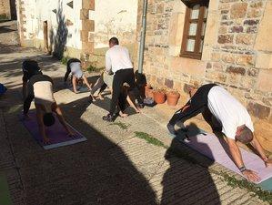 3 días de retiro de yoga y meditación en el Pirineo Navarro, España