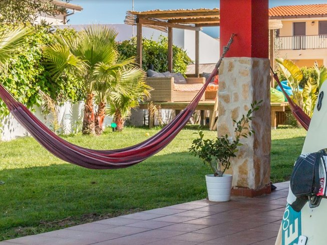 4 Days Kitesurf, SUP, Surf, and Yoga Holidays in Ragusa, Italy