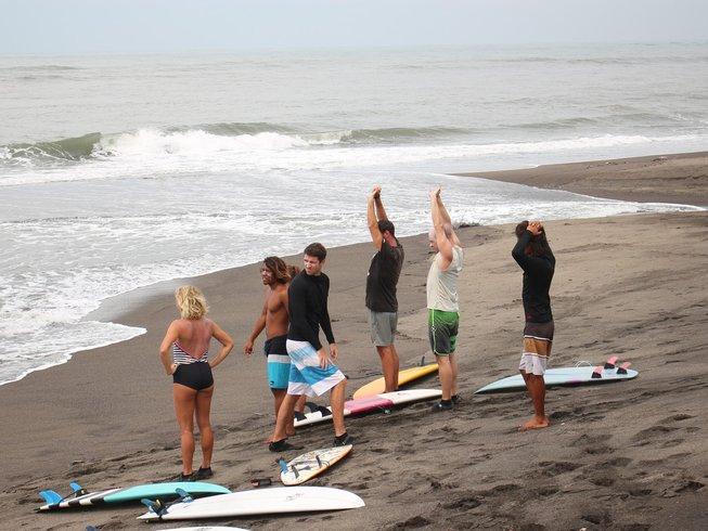 2 Days Padang Surf Camp Bali