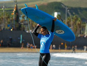 8 Day Intensive Beginner Surf Camp Gran Canaria, Canary Islands