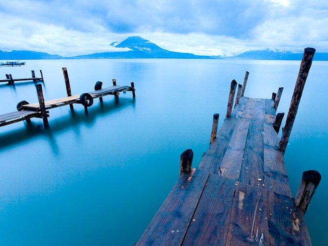 8 Days Yoga Retreats in Lake Atitlan, Guatemala