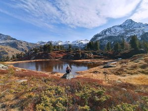 4 Day Mountain Yoga and Fitness Retreat in La Thuile, Aosta Valley