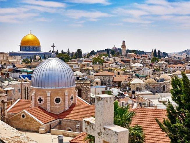 8-Daagse Avontuurlijke Yoga Retreat in Israel
