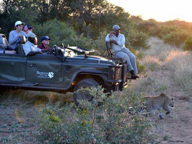 21 Days Budget Safari in Botswana, Namibia, and Zambia