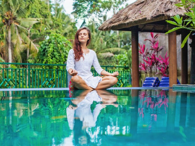7 Days Calm Mind and De-Stress Detox Retreat in Bali