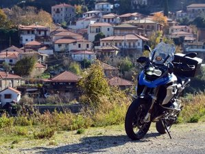 4 Day Self-Guided Arcadia - Messene Motorcycle Tour in Greece