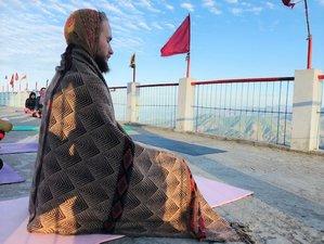 8 Days Vipassana Silent Meditation Retreat in Rishikesh, India