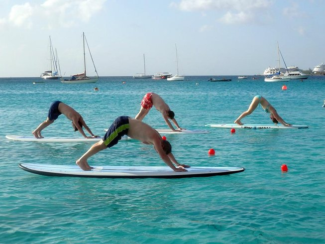 6 Days Yoga and SUP Barbados Surf Camp