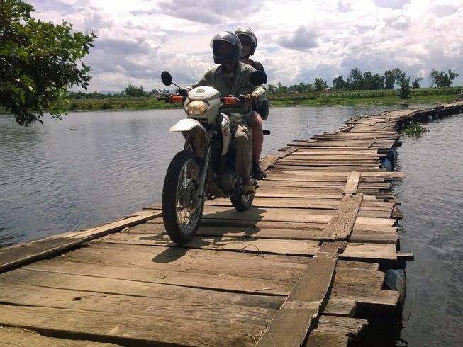 6 Days Hoi An to Hanoi Motorbike Tour Vietnam