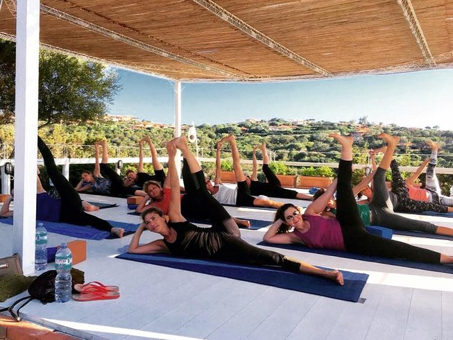 4 Days Luxury Beach Yoga Holiday in Sardinia, Italy