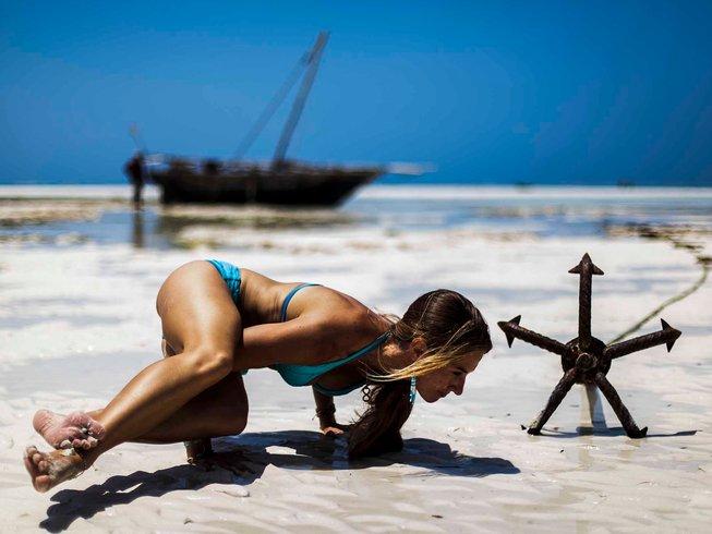 8 Tage Fitness und Yoga Retreat für Alle Level in Sansibar, Tansania