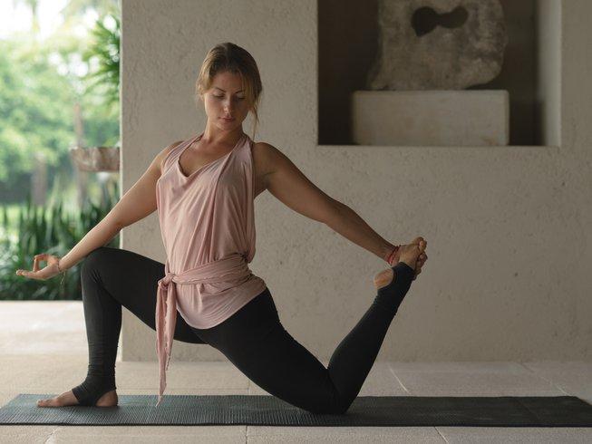 7 jours en stage de yoga et detox des déesses à Bali, Indonésie