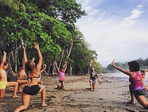 7 Days Women's Surf Yoga Retreat Costa Rica
