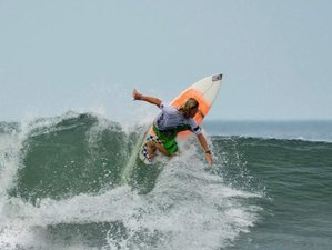 8 Days Intensive Surf Camp in Malpais, Costa Rica