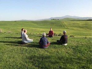 7 Days Achtsamkeitsmeditation in der Toskana, Italien