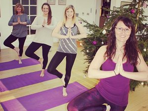 3 Days Women's Luxury Yoga Retreat in North York Moors, UK