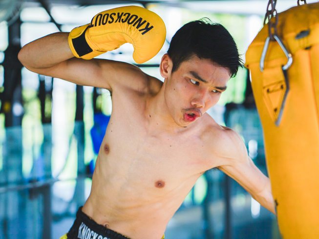 1 Month Intensive Muay Thai Training Camp in Bang Bo, Thailand