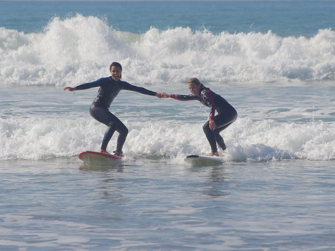 8 Days Girls Surf and Yoga Retreat in Morocco