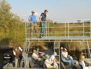 5 Days Boat Safari in Okavango Delta, Botswana