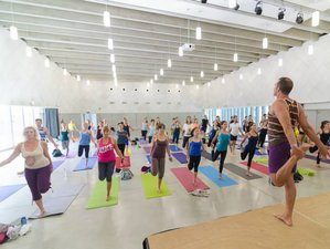 3 Days Yoga Festival in Torhout, Belgium
