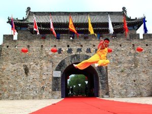 2 Months Shaolin Martial Arts , Wing chun,Qi gong, Taiji quan Training in Siping, China