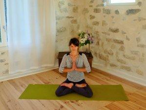 4 jours en stage semi-privé de yoga, marche et relaxation à Beauregard-de-Terrasson, Périgord