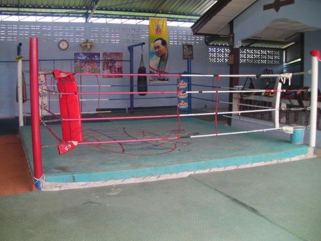 1 Month Muay Thai Training in Pattaya, Thailand