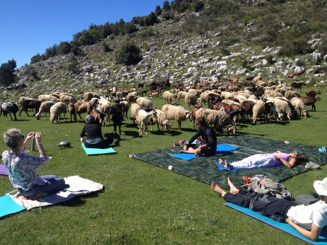 4 Days Yoga Getaway in the South of France