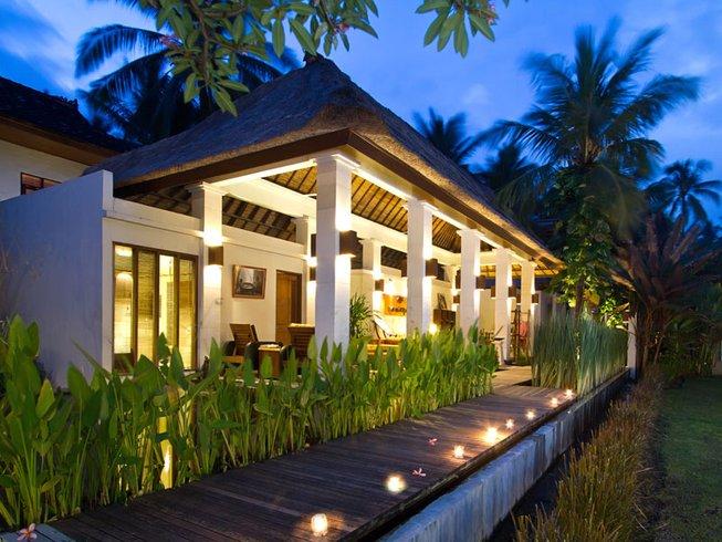 8-Daagse Duik, Meditatie en Yoga Retraite op Bali, Indonesië