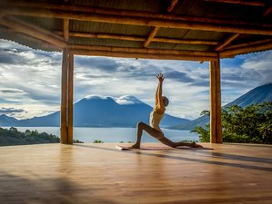 8 Days Release and Manifest, a Shamanic Healing Yoga Retreat in Solola, Guatemala