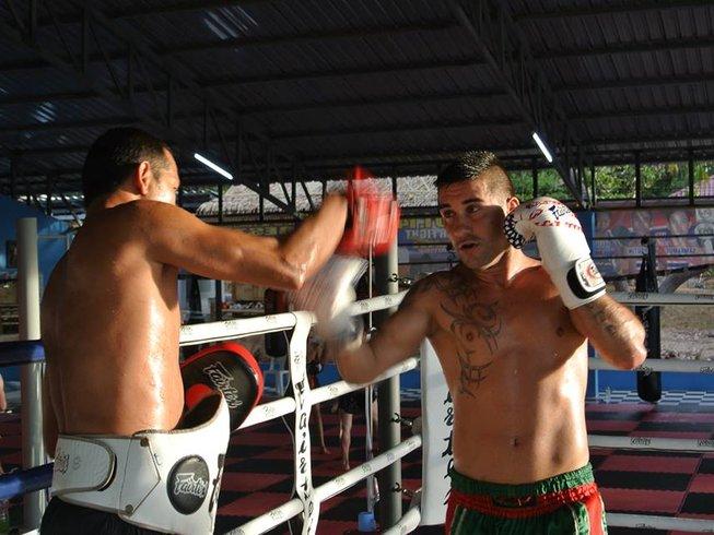 2 Weeks Muay Thai Camp in Thailand