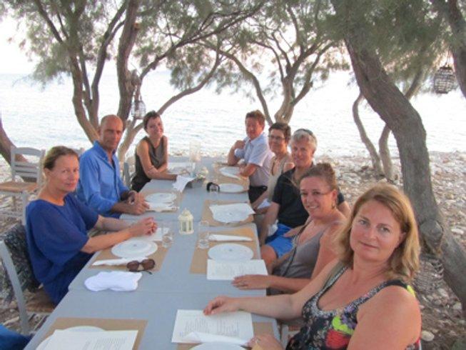 7 Days Light Yoga Holiday in Paros Island, Greece