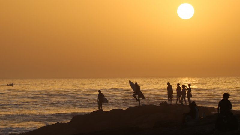 4 Days Outstanding Surf And Yoga Holiday In Agadir Morocco