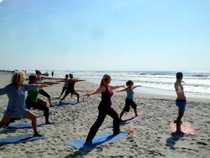 4 Days Voice Movement and Integrated Yoga Retreat in Wilderness, South Africa