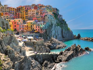 12 Day Enchanting Cinque Terre and Piedmont's Vineyards - Premium Guided Motorcycle Tour in Italy