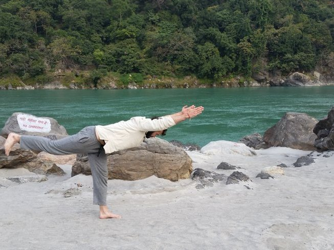 6 Days Meditation and Yoga Retreat in Rishikesh, India