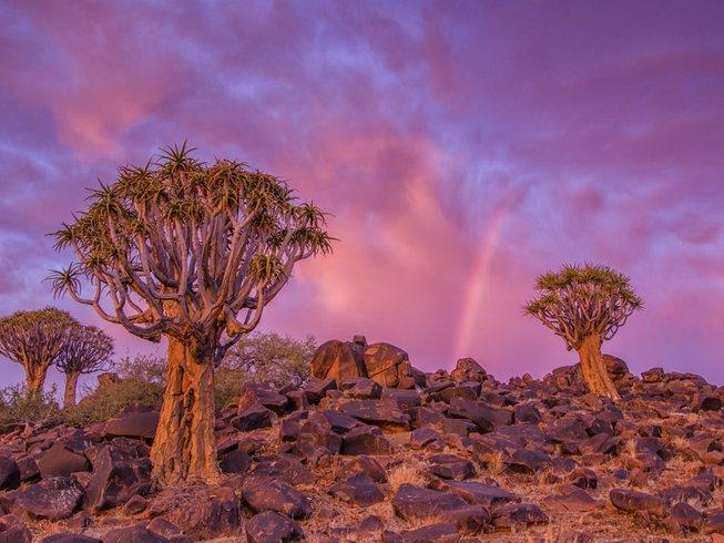 21 Days Self-Drive Safari in Namibia
