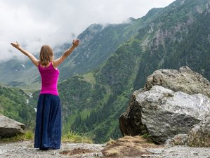 7 días retiro de yoga, detox espiritual y chamánica en Escocia