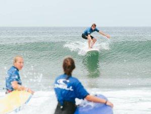 8 Days Beginner Surf Camp in Mimizan, France