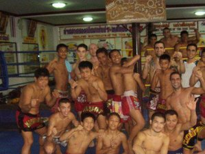 3 Months Thai Boxing Gym in Thailand