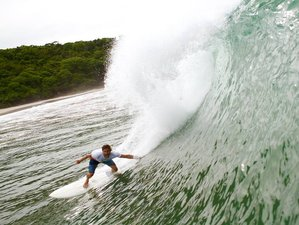 8 Days All Inclusive Surf Vacations for Beginners in Playa Gigante, Nicaragua