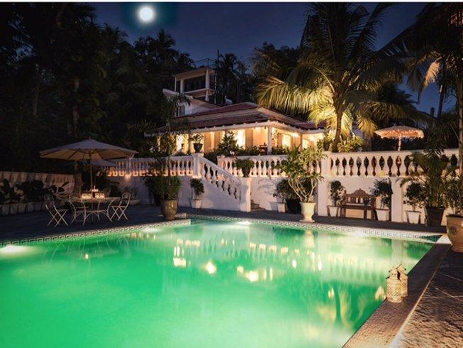 7-Daagse Boetiek Meditatie en Yoga Retraite in Zuid-Goa, India