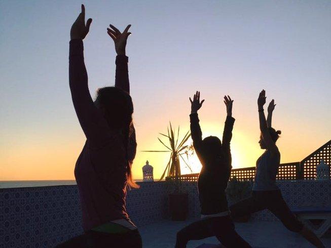 6 Tage Surf und Yoga Urlaub in Marokko